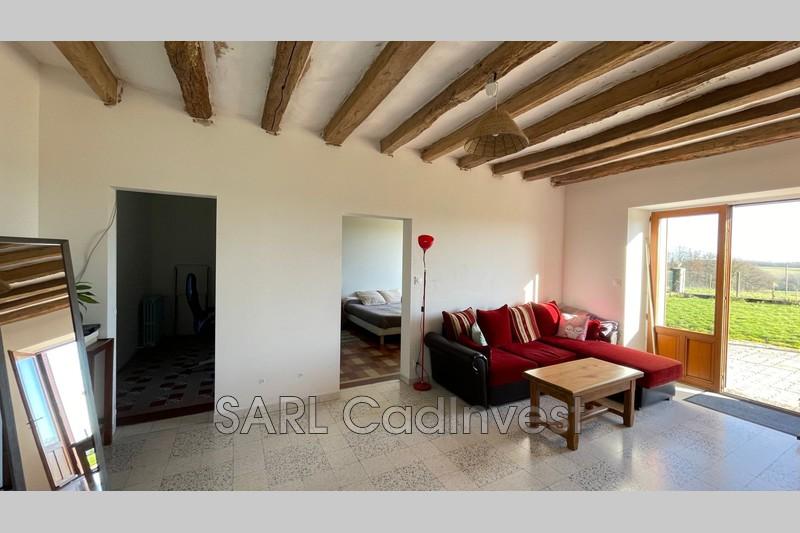 Maison de caractère Montrésor Village,   achat maison de caractère  3 chambres   100m²