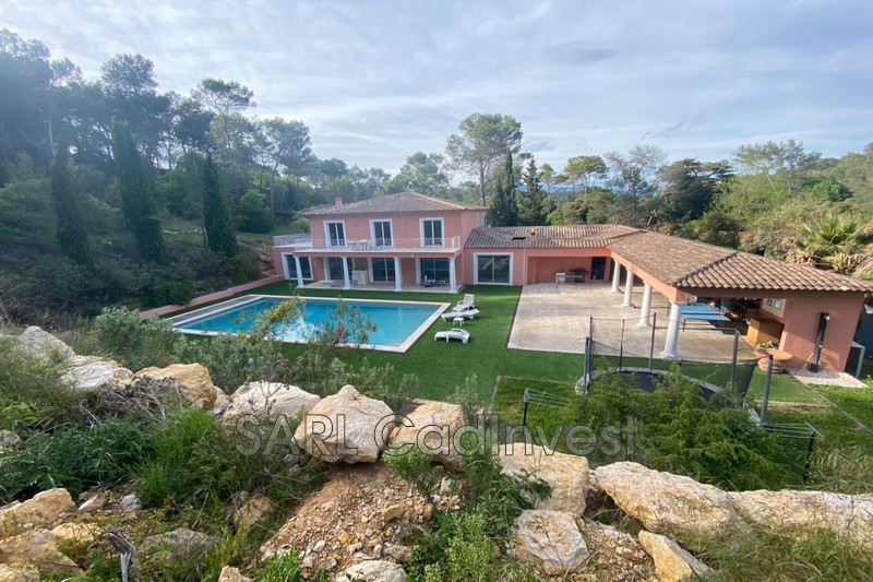 Photo Villa Mougins Proche du golf,   achat villa  5 chambres   355m²