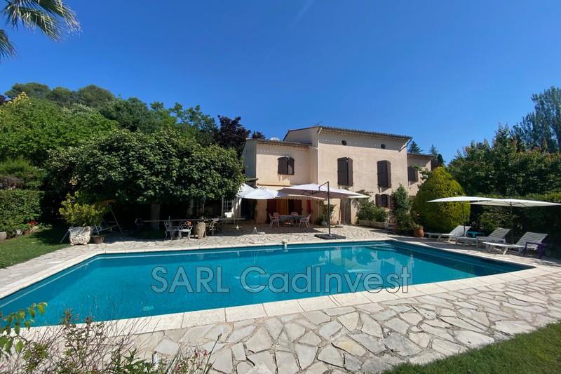 Villa provençale Montauroux Montauroux,   achat villa provençale  5 chambres   220m²