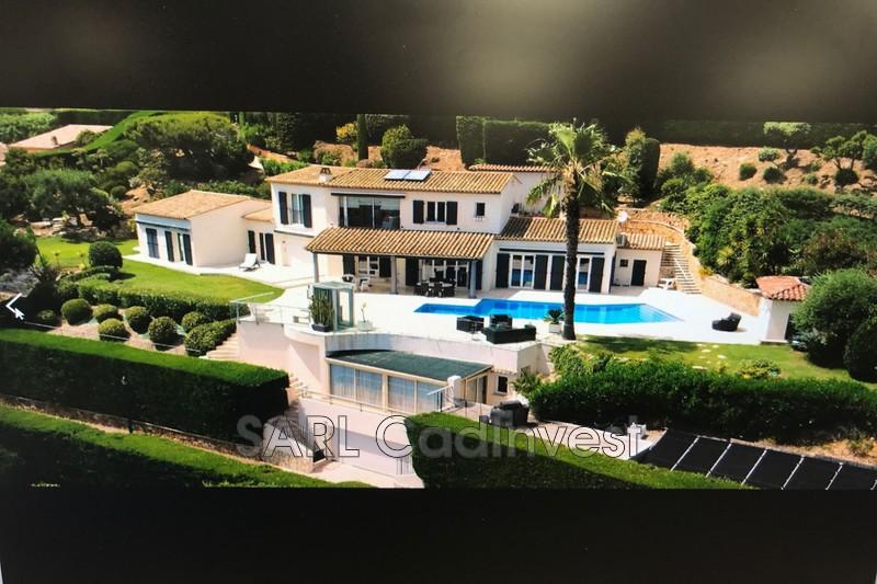 Villa Mandelieu-la-Napoule Bassin cannois mandelieu,   achat villa  5 chambres   300m²