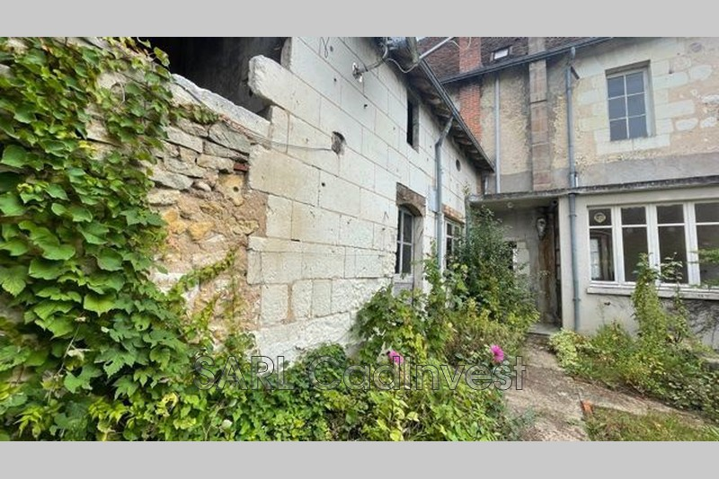 Photo Maison de caractère Genillé Centre ville,   to buy maison de caractère  4 bedrooms   135m²