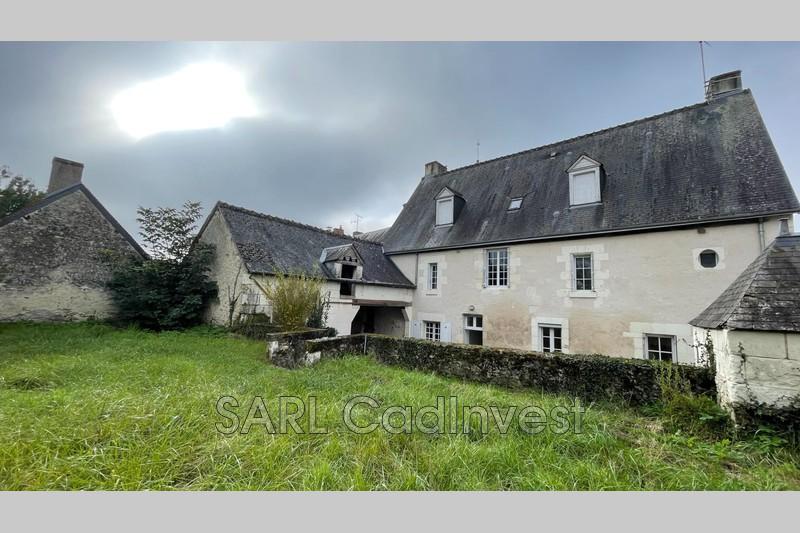 Photo Maison de caractère Loches Centre de village,   to buy maison de caractère  6 bedrooms   225m²