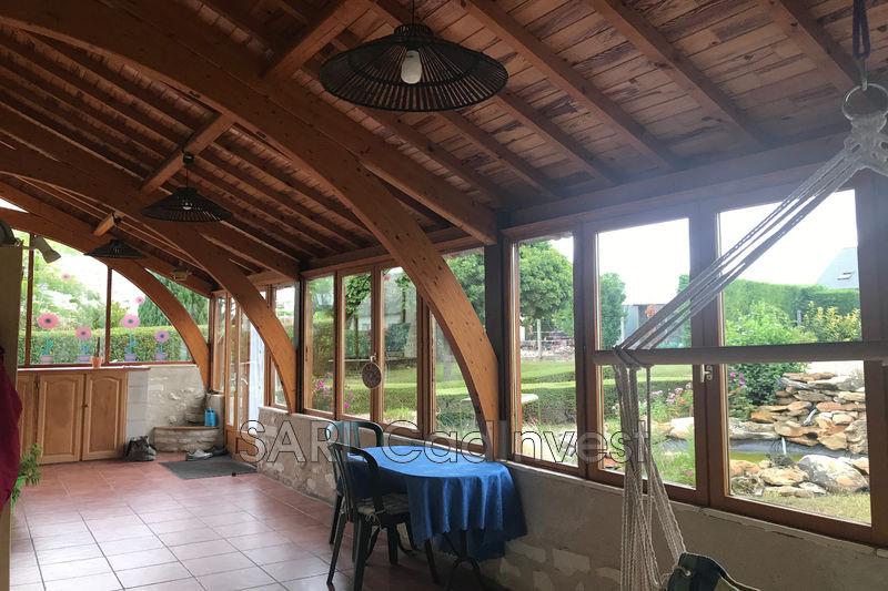 Maison de caractère Sainte-Maure-de-Touraine Village,   achat maison de caractère  3 chambres   160m²