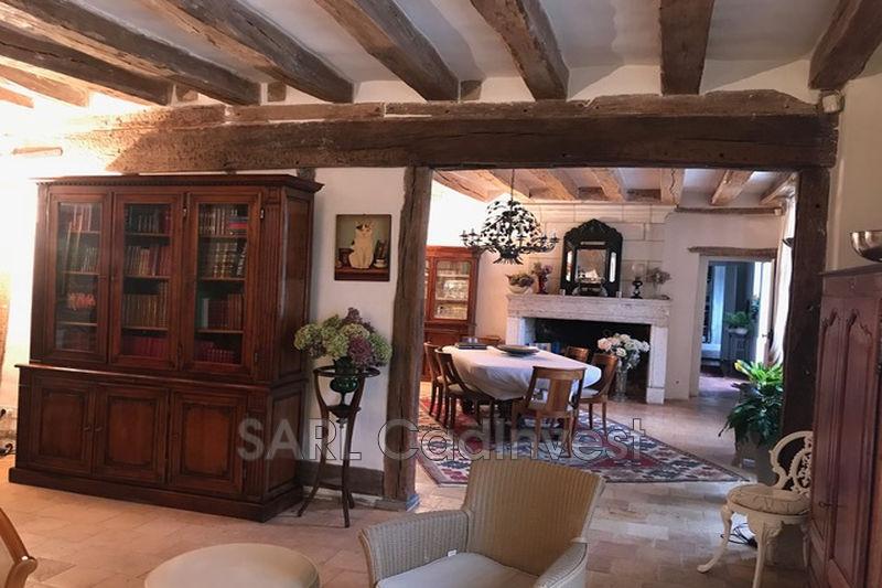 Photo n°10 - Vente Maison demeure de prestige Saint-Cyr-sur-Loire 37540 - 1 300 000 €