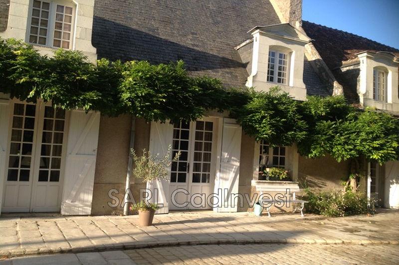 Photo n°2 - Vente Maison demeure de prestige Saint-Cyr-sur-Loire 37540 - 1 300 000 €