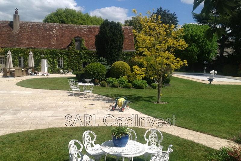 Photo n°4 - Vente Maison demeure de prestige Saint-Cyr-sur-Loire 37540 - 1 300 000 €
