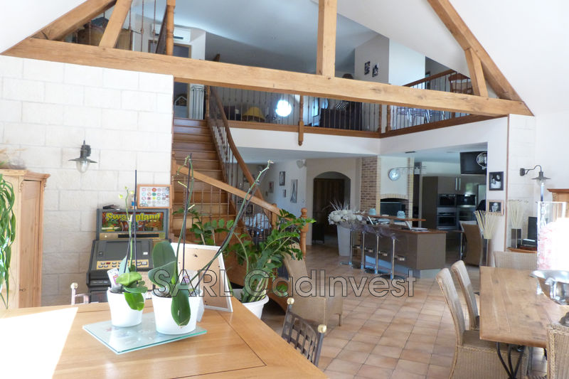 Photo n°3 - Vente maison Saint-Cyr-sur-Loire 37540 - 785 000 €