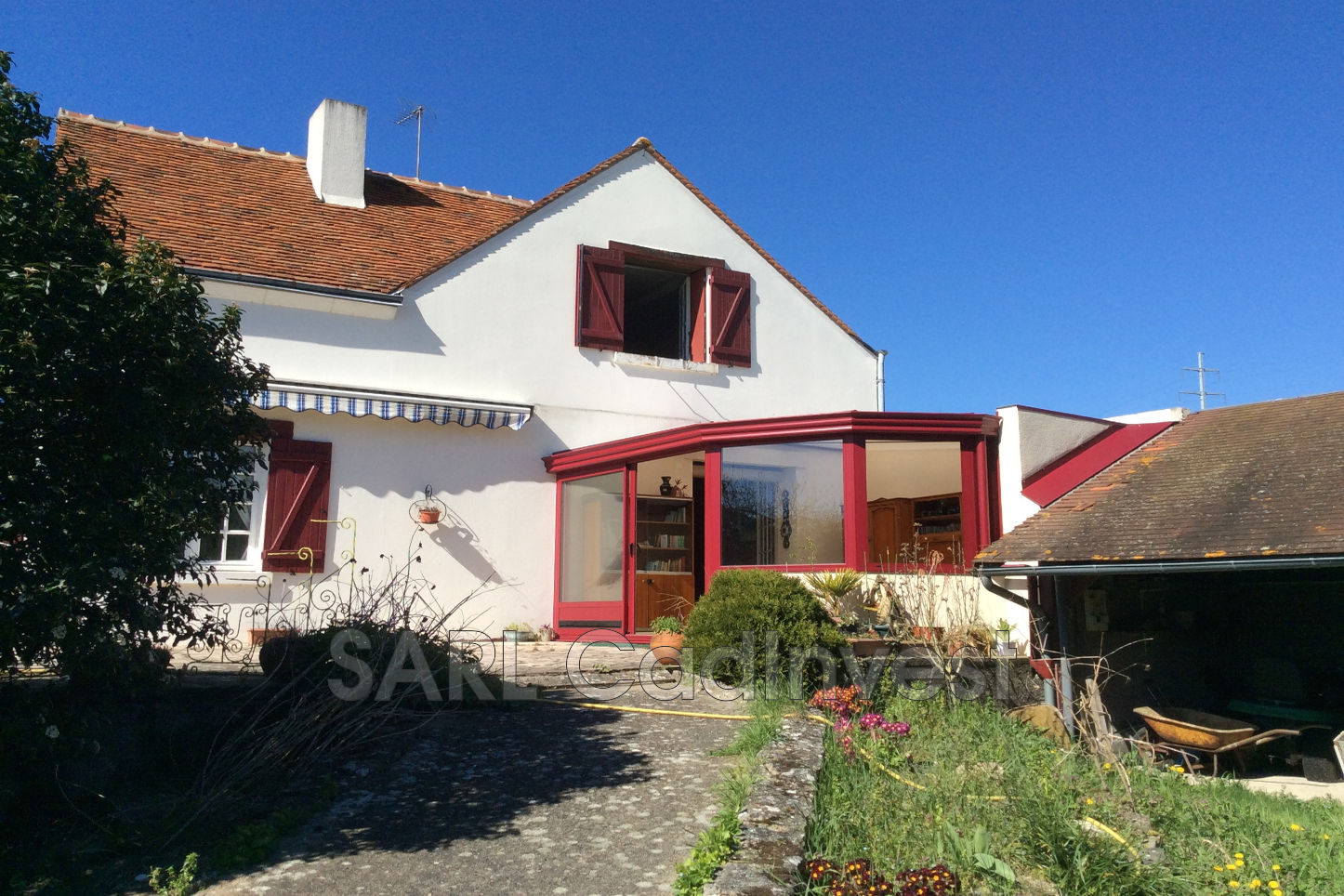 Nice For Sale Maison De Campagne Chambourg Sur Indre (37310) Ref. 623V97M