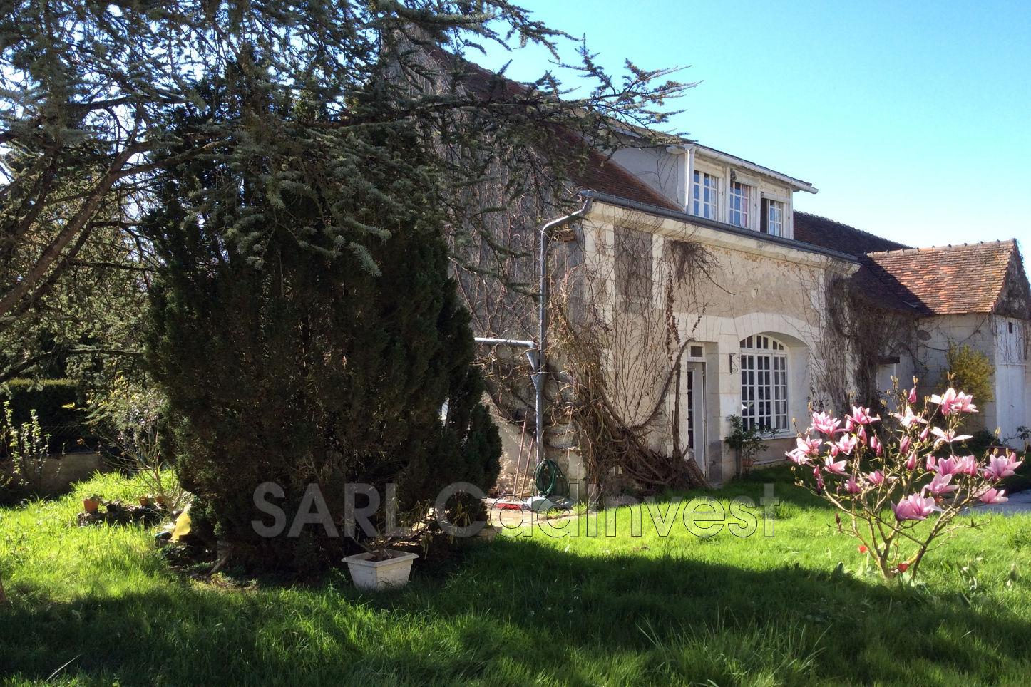 For Sale Maison De Campagne Chambourg Sur Indre (37310) Ref. 623V97M