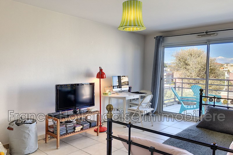 Apartment Antibes Mi-hauteurs,   to buy apartment  1 room   25 m²