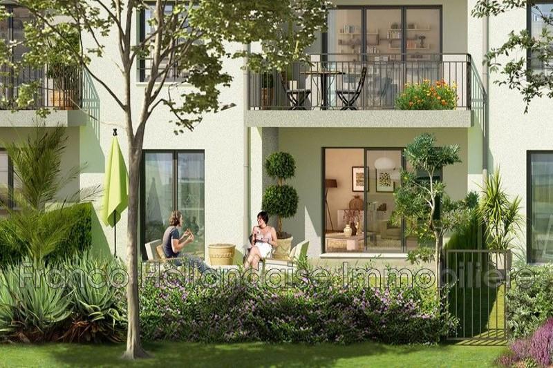 Appartement Gattières Résidentiel,   achat appartement  2 pièces   42m²
