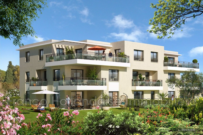 Appartement Antibes Saint jean,   achat appartement  4 pièces   94m²