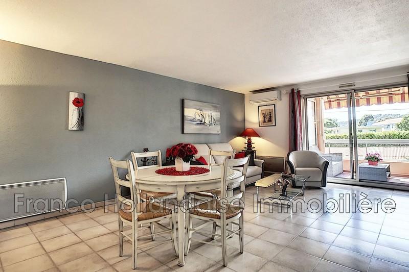 Appartement Juan-les-Pins Saint jean,   achat appartement  2 pièces   53m²