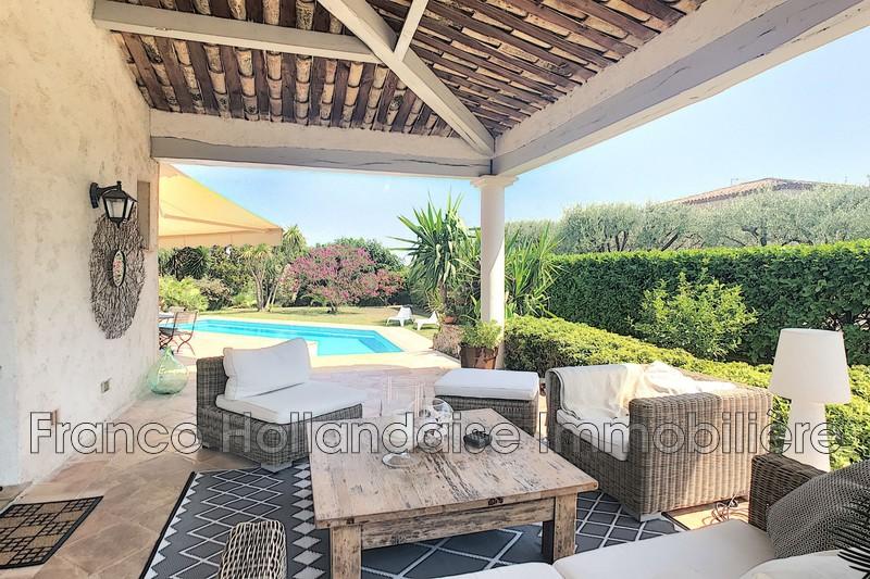 Photo Villa Antibes Saint maymes,   achat villa  4 chambres   170m²