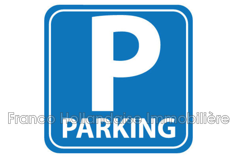 Photo Parking Antibes Centre-ville,   achat parking