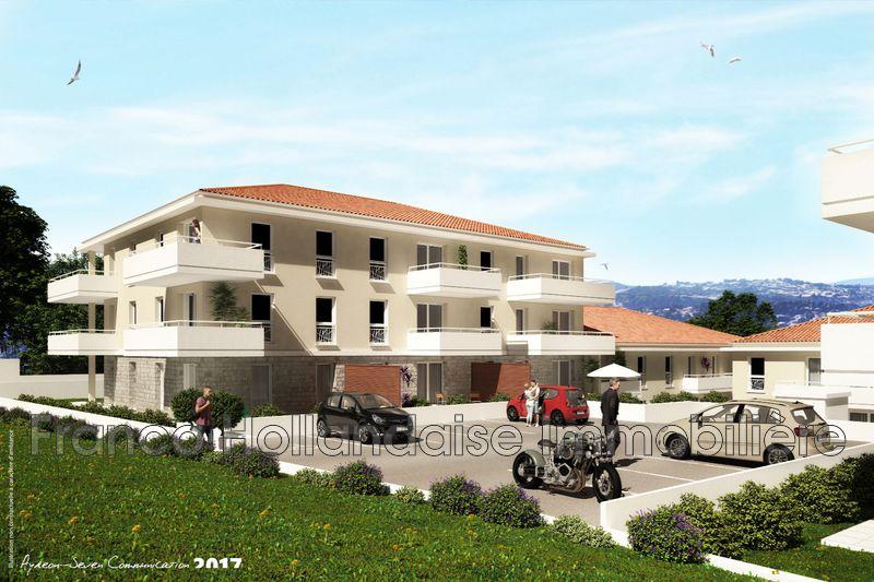 Photo n°2 - Vente appartement Grasse 06130 - 173 000 €