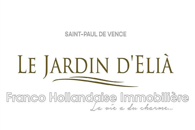 Appartement Saint-Paul-de-Vence Secteur malvan,   achat appartement  2 pièces   41m²