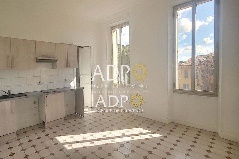 Apartment Grasse Centre-ville,  Rentals apartment  2 rooms   31 m²