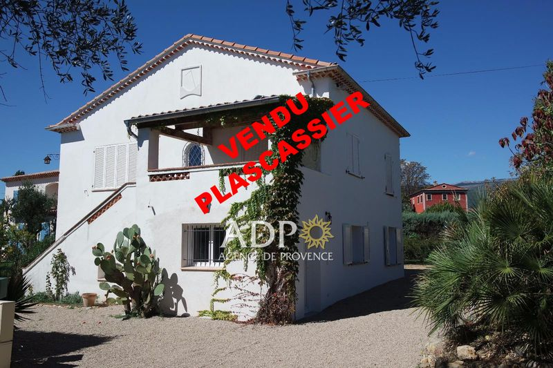 Photo House Grasse Plascassier,   to buy house  4 bedrooms   153m²