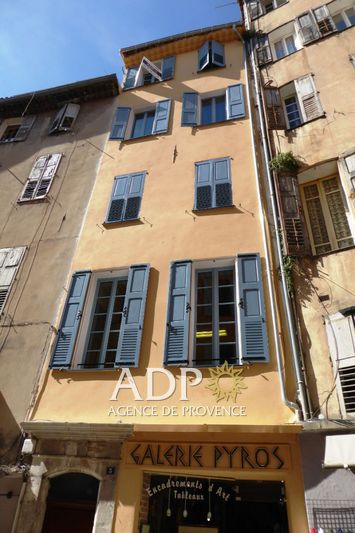 Apartment Grasse   to buy apartment  3 rooms   51 m²