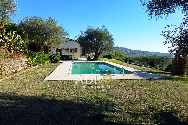 Photo House Grasse   to buy house  3 bedrooms   167 m²