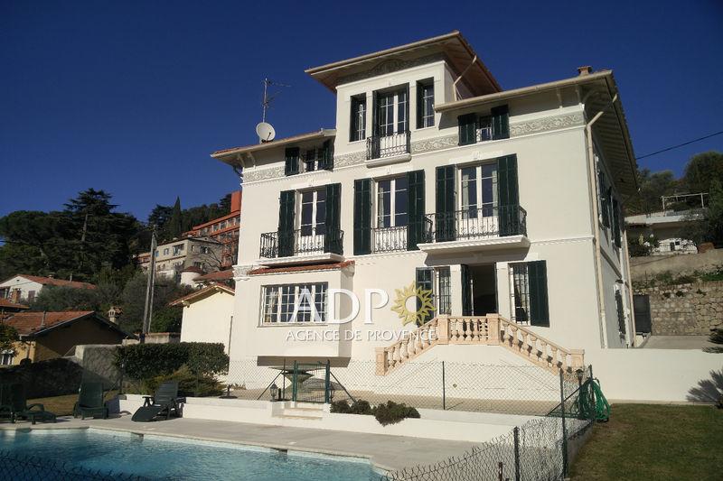 Photo Maison de maître Grasse   achat maison de maître  6 chambres   322m²