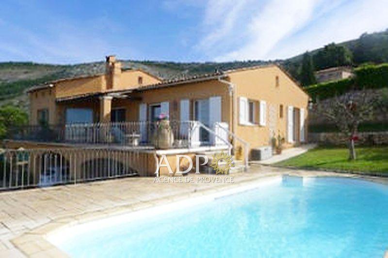 Villa Saint-Vallier-de-Thiey   achat villa  5 chambres   195m²