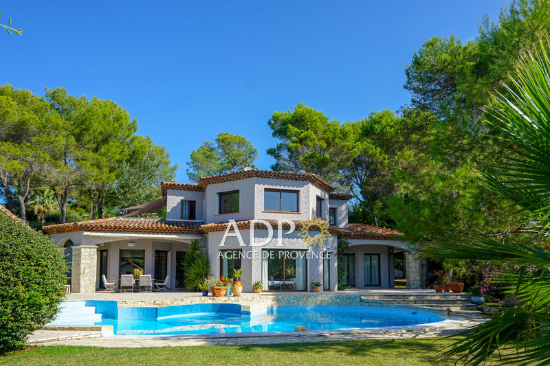 Photo House Mougins Les parcs de mougins,   to buy house  4 bedrooms   253 m²