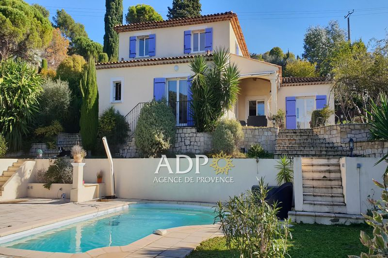 Photo House Grasse Saint jacques,   to buy house  5 bedrooms   212 m²