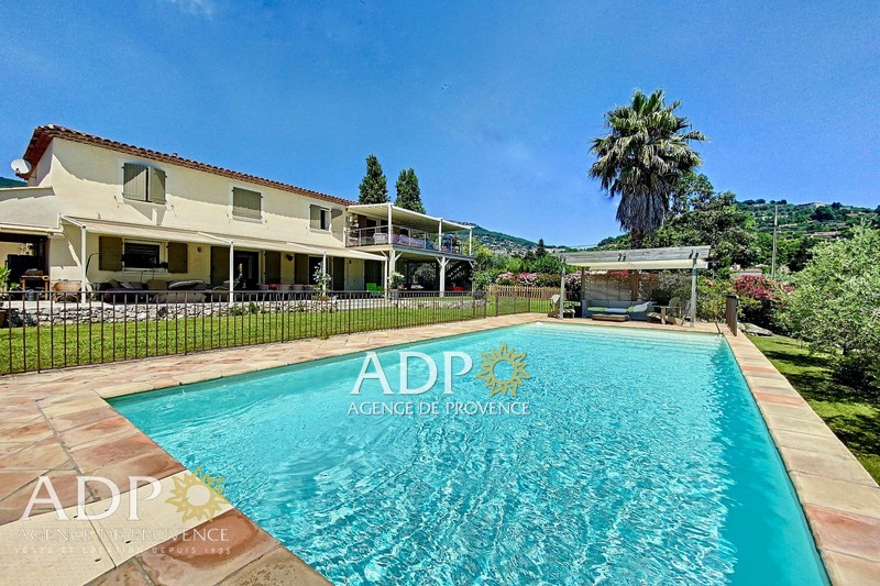 Photo House Grasse   to buy house  4 bedrooms   250m²