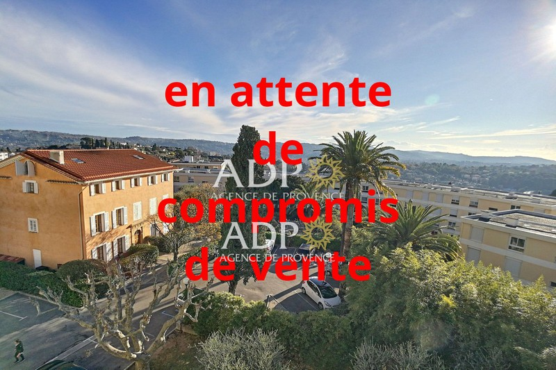 Apartment Grasse Saint claude,   to buy apartment  4 rooms   77 m²