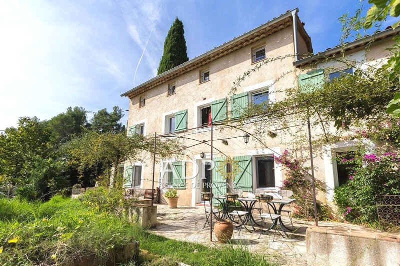 Photo House Grasse Saint françois,   to buy house  4 bedrooms   189 m²