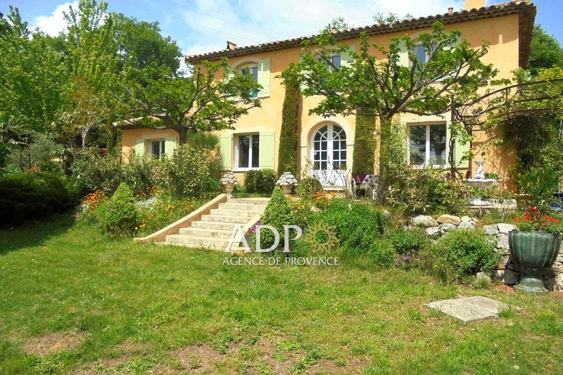 House Saint-Vallier-de-Thiey   to buy house  3 bedrooms   150 m²