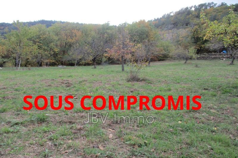 Photo Terrain à bâtir Salindres   achat terrain à bâtir   590m²