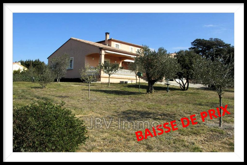 Photo Villa with character Alès Nord ales,   to buy villa with character  4 bedrooms   117 m²