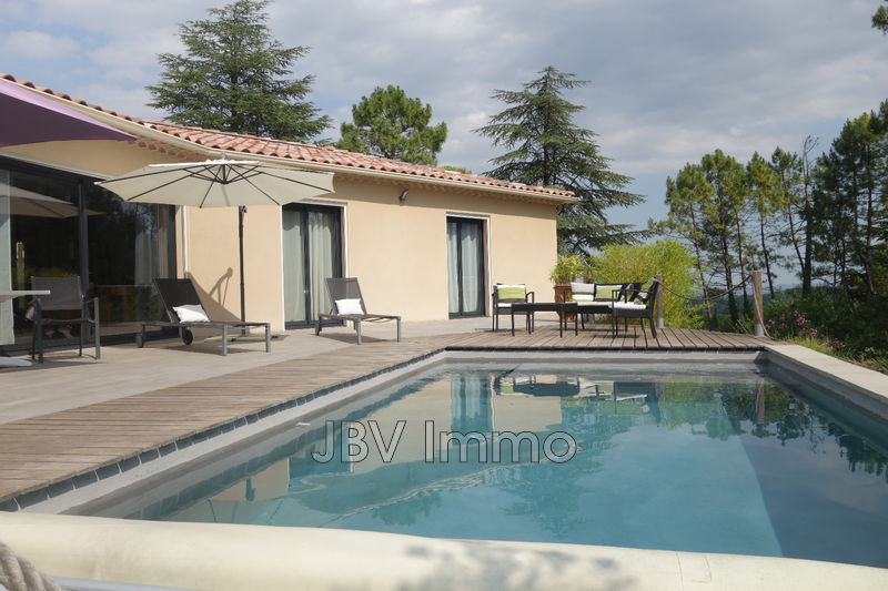 Photo Villa Anduze   achat villa  4 chambres   151m²
