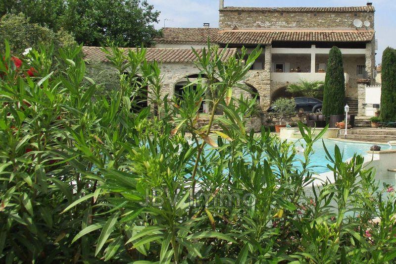 Photo Mas Alès   achat mas  4 chambres   212m²