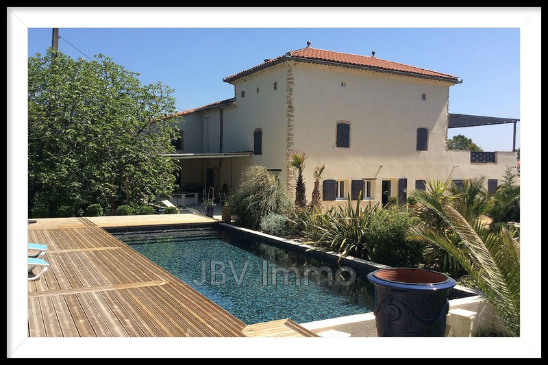 Photo Mas Alès   to buy mas  7 bedrooms   372 m²