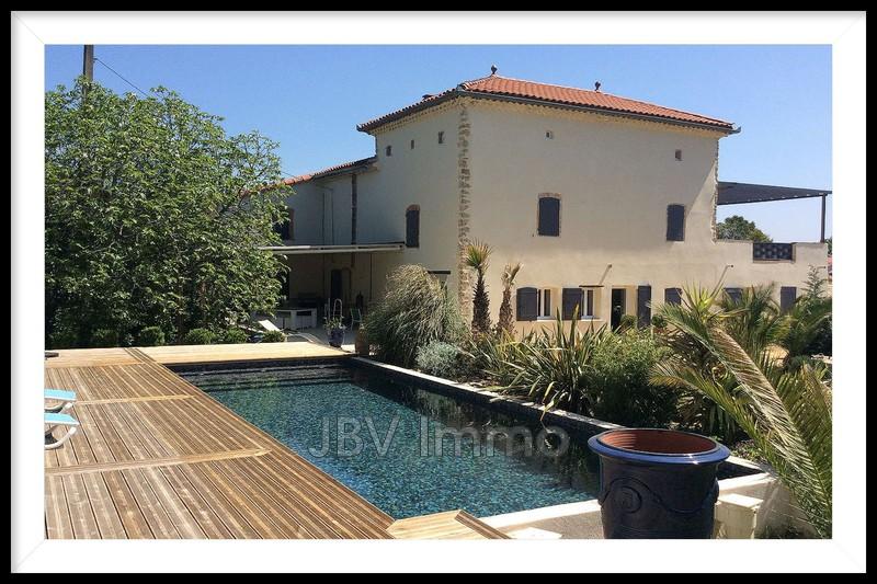 Photo Mas Alès   achat mas  7 chambres   372m²
