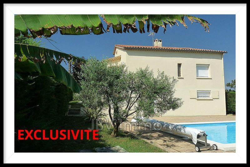 Photo Villa Alès   achat villa  5 chambres   170m²