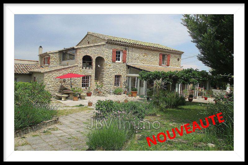 Photo Mas Alès Proche alès,   to buy mas  5 bedrooms   200m²