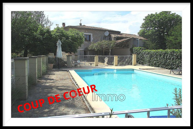 Photo Mas Alès   to buy mas  5 bedrooms   305 m²