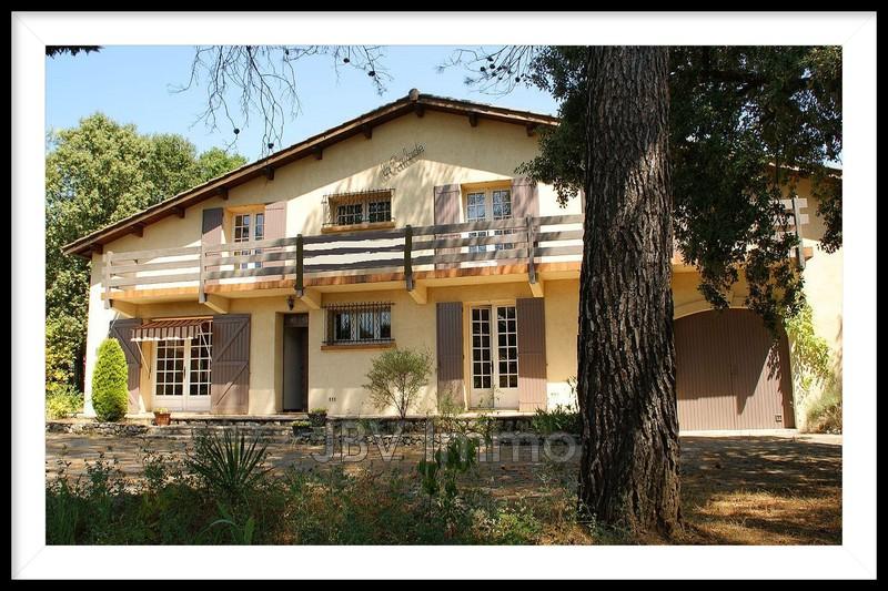 Photo Maison Alès   achat maison  4 chambres   191m²