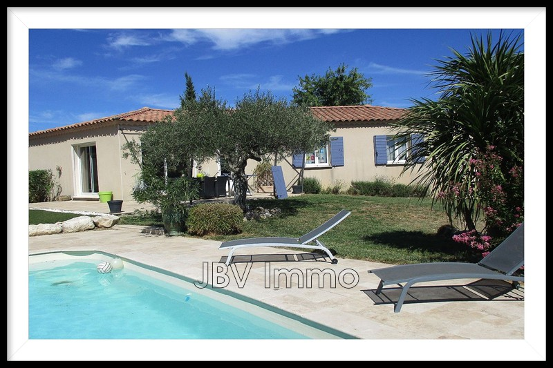 Photo Villa Alès Axe alès-uzes,   to buy villa  4 bedrooms   117 m²