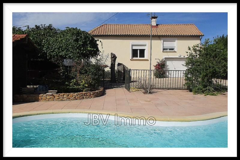Photo Villa Alès Sud alès,   achat villa  4 chambres   100m²