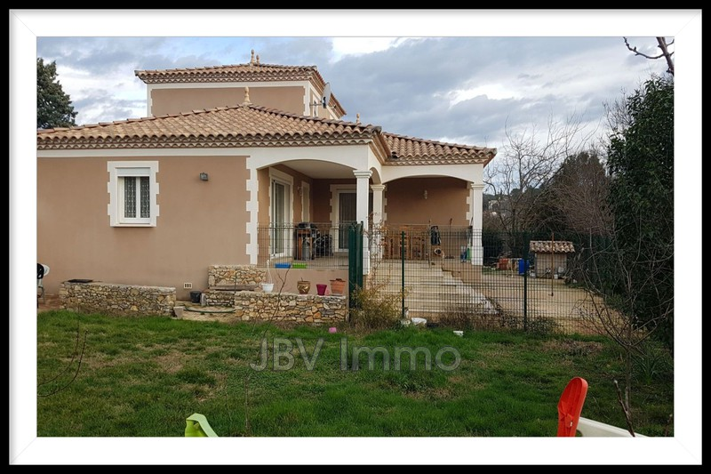 Photo Villa Alès Axe alès-anduze,   achat villa  4 chambres   148m²
