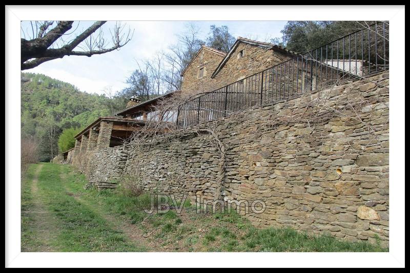Photo Maison en pierre Génolhac Basse cévennes,   achat maison en pierre  3 chambres   173m²