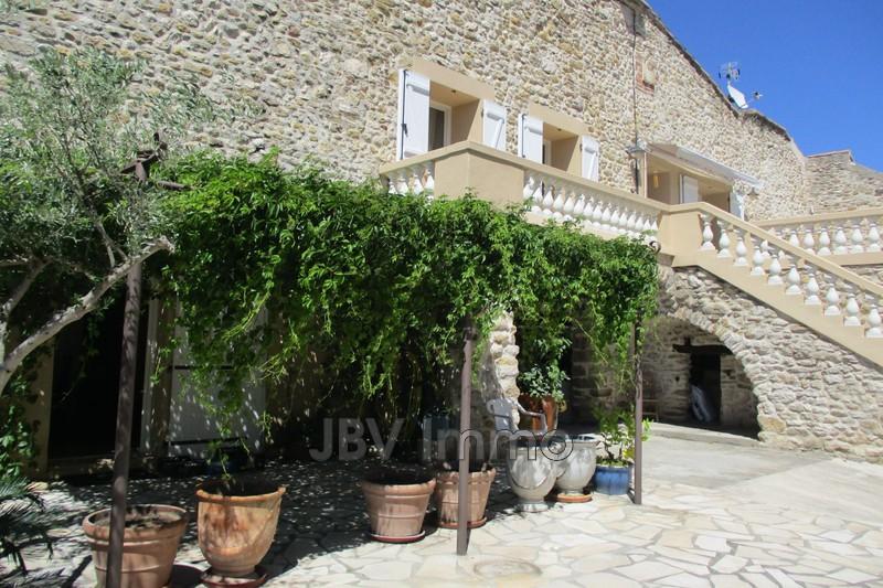 Photo Maison en pierre Alès Proche alès,   achat maison en pierre  5 chambres   179m²