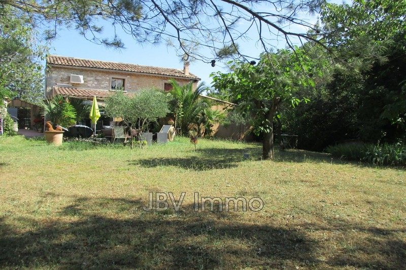 Photo n°2 - Vente Maison mas Alès 30100 - 292 000 €