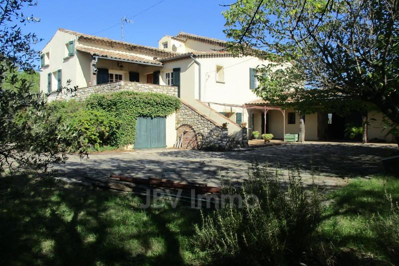 Photo n°1 - Vente Maison mas Alès 30100 - 272 000 €